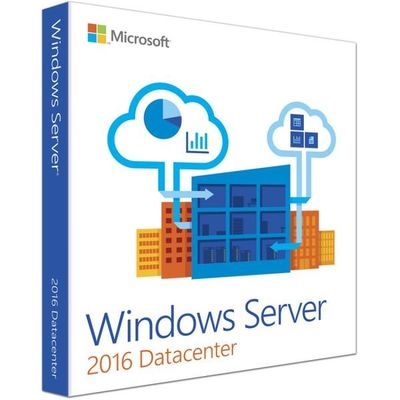 China 100% Windows Server genuíno 2016 fundamentos/núcleo de Datacenter 16 distribuidor